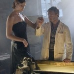 Ivana Milicevic in Frankenstein