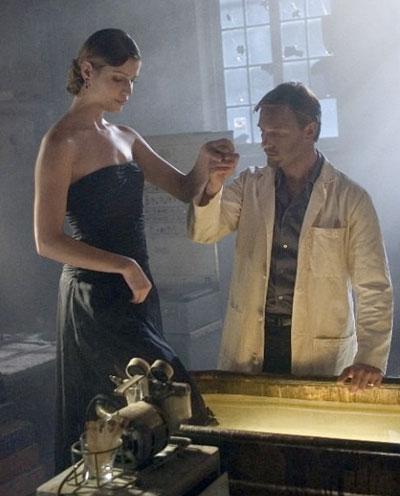 Ivana Milicevic in Frankenstein