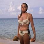 ursula andress bikini james bond girl dr no
