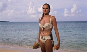 ursula andress bikini james bond girl dr no