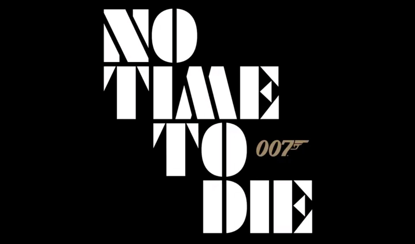 no-time-to-die-james-bond-25-title-logo