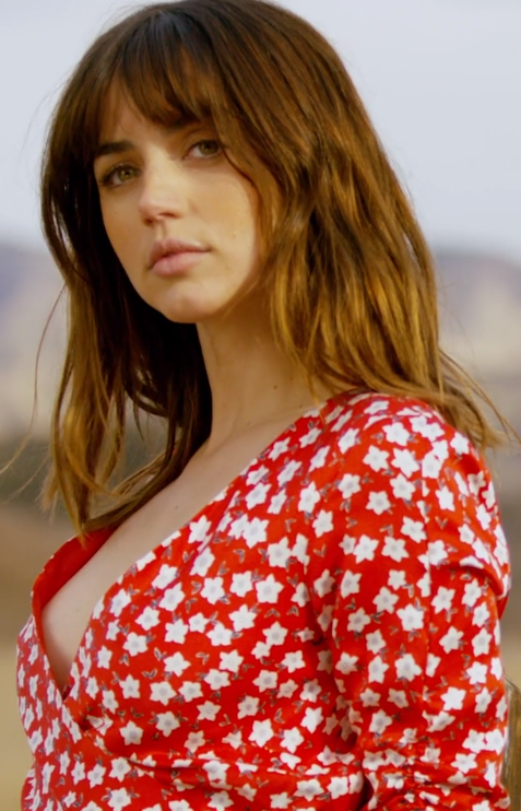 Ana de Armas in a photoshoot for GQ Mexico 2018