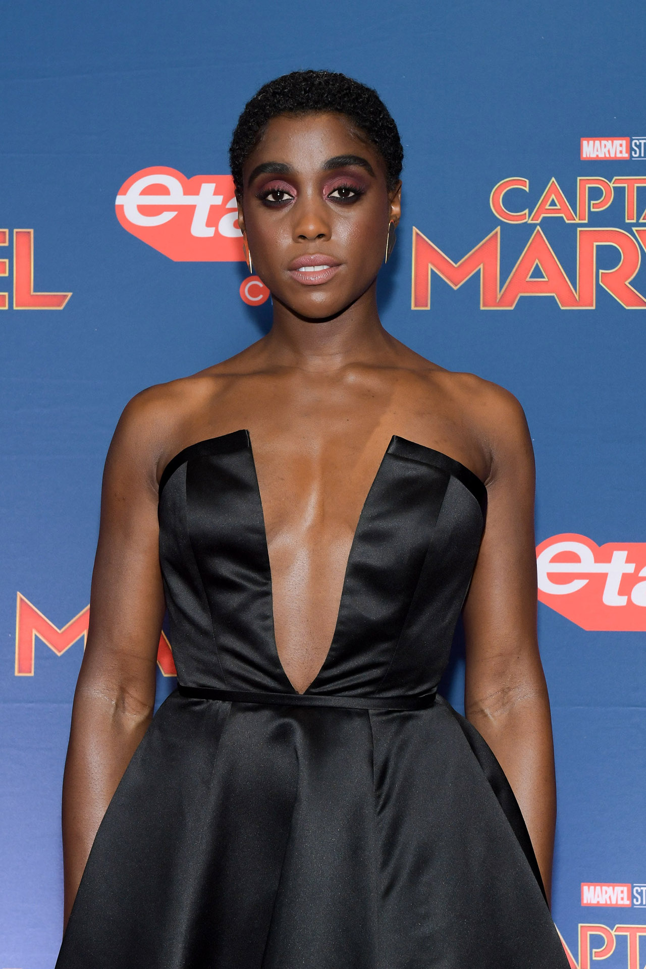 Lashana Lynch Marvel Studios Captain Marvel