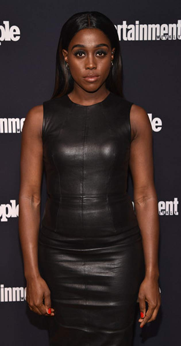 Lashana Lynch at People Entertainment Magazine Event