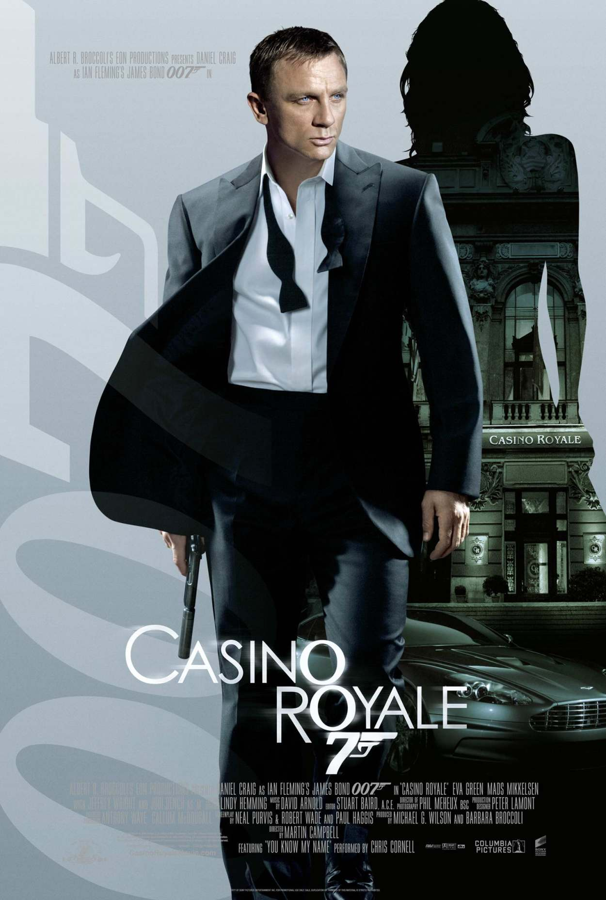 Casio Royale (2006) movie poster
