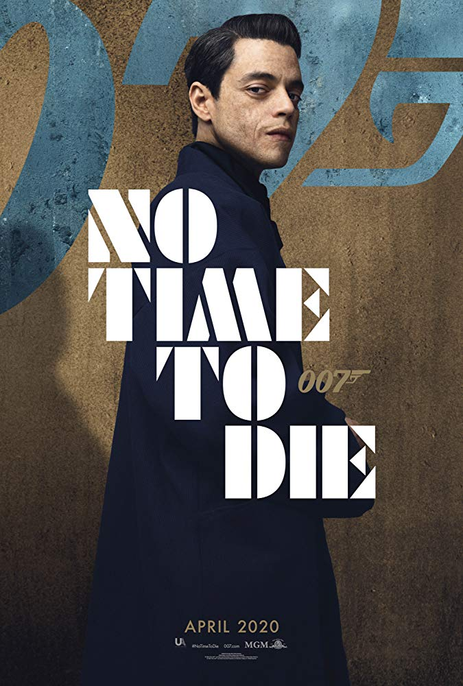 no-time-to-die-movie-poster-3-Rami-Malek