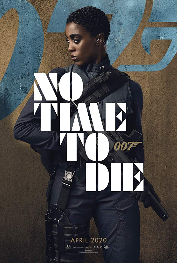 no-time-to-die-movie-poster-6-Lashana-Lynch
