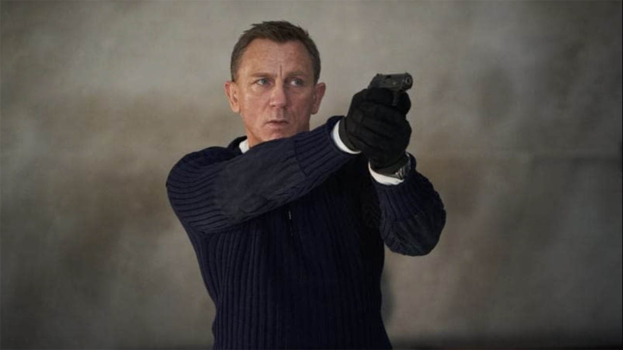 No Time To Die Daniel Craig Movie Still 2